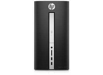 HP Pavilion 510-p150d Desktop PC
